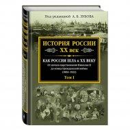 Книга «История России XX век. Как Россия шла к ХХ веку».