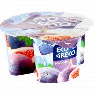 Йогурт «Греческий» инжир 2 %, 130 г.