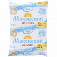 Майонез «Моковский» 5%, 560 г