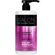 Шампунь «Salon professional» защита цвета, с плацентой, 1000 мл