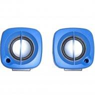 Колонки «Omega» OG-15, синий