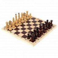 Шахматы походные 23х11.5х4.5 см.