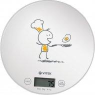 Весы кухонные «Vitek» VT-8018 W.