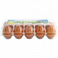 Яйцо куриное С-1, 10 шт.
