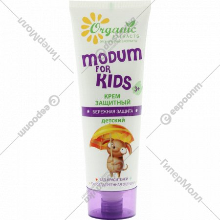Крем «Modum for kids» бережная защита, 75 г.