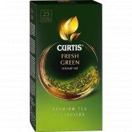 Чай зеленый «Curtis» Fresh Green, 42.5 г
