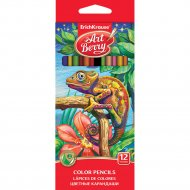 Цветные карандаши «Art berry» 12 цветов.