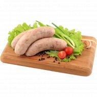 Купаты из мяса птицы «Дачные» замороженные, 1 кг., фасовка 0.5-0.9 кг