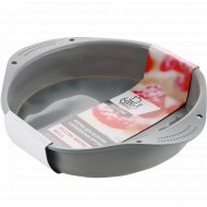 Форма для выпечки GC14459, силиконовая, круглая, 28.3x24x4.5 см.