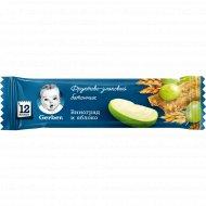 Батончик злаковый «DoReMi» яблоко, виноград, 25 г.