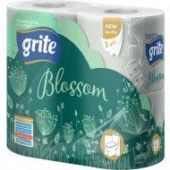Туалетная бумага «Grite» blossom, 4шт.