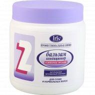Бальзам-кондиционер «Iris Cosmetic» с витаминным комплексом, 500 мл.