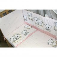Простыня «Баю-Бай» Ми-ми Мишки, ПР12-ММ1, 120х60 см