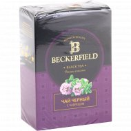 Чай черный Beckerfield с чабрецом, 100г.