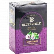 Чай черный Beckerfield с чабрецом, 100г.