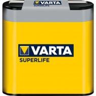 Элемент питания «VARTA» Supelife 3R12, 4.5V, солевой, 1 шт.