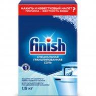 Соль «Calgonit» «Finish» для посудомоющих машин, 1.5 кг.