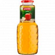 Сок «Granini» яблочный, 1 л.