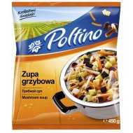 Овощи «Poltino» суп грибной, 450 г.