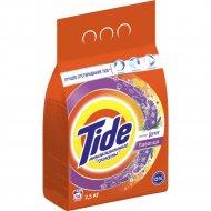 Стиральный порошок «Tide» лаванда, 2.5 кг.