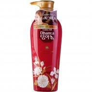 Шампунь для волос «Dhama» питание и увлажнение, 400 мл.
