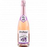 Вино безалкогольное «Bon Voyage» розовое, 0.75 л