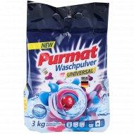 Стиральный порошок «Purmat» Universal, 3 кг