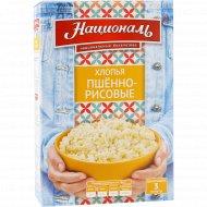 Хлопья «Националь» пшёно-рисовые, 370 г.