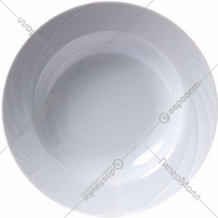 Тарелка 200 мм. глубокая 230 см3 ф.426.
