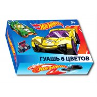 Гуашь «Hot Wheels» 6 цветов.