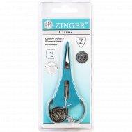 Ножницы маникюрные «Zinger» ручная заточка.