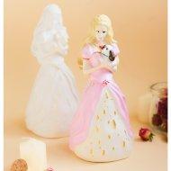 Изделие декоративное «Принцесса с собачкой» 2015.