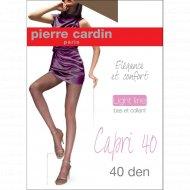 Колготы женские «Pierre Cardin» Capri 40 bronzo 3.