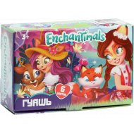 Гуашь «Enchantimals» 6 цветов.