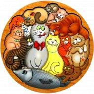 Головоломка «Коты».