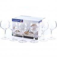Набор бокалов для вина «Luminarc» French brasserie, 6 шт, 280 мл