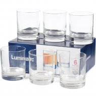 Набор стаканов стеклянных «Исланд» 300 мл, 6 шт.