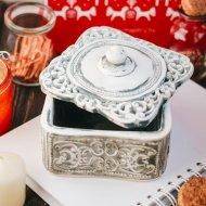 Шкатулка «Прованс» декорированная.
