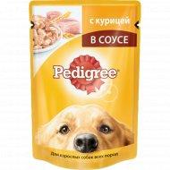 Корм для собак «Pedigree» с курицей, 100 г.
