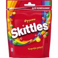 Драже «Skittles» фрукты, 165 г.