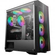 Корпус «Deepcool» Matrexx 55 V3 ADD-RGB DP-ATX-MATREXX55V3-AR-3F.
