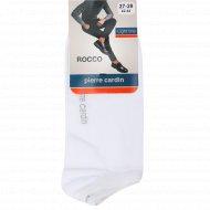 Носки мужские «Pierre Cardin» Rocco белые, размер 42-44.