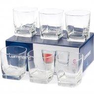 Набор стаканов «Стерлинг» стеклянных 300 мл, 6 шт.