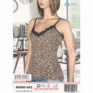 Майка женская «Кардеслер» леопардовый принт, 46000.