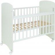 Кровать детская «Топотушки» Фортуна, 94, белый