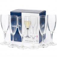 Набор бокалов для шампанского «ОСЗ» French brasserie, 6 шт, 170 мл