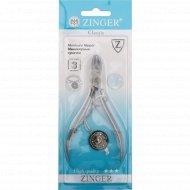 Маникюрные кусачки «Zinger» ручная заточка В-423 S-SH.