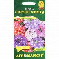 Семена вербены «Спарклес Миксед» 0.2 г.
