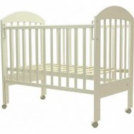 Кровать детская «Топотушки» Дарина-1, 33, слоновая кость