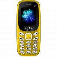 Мобильный телефон «Joys» S7 DS Yellow.
